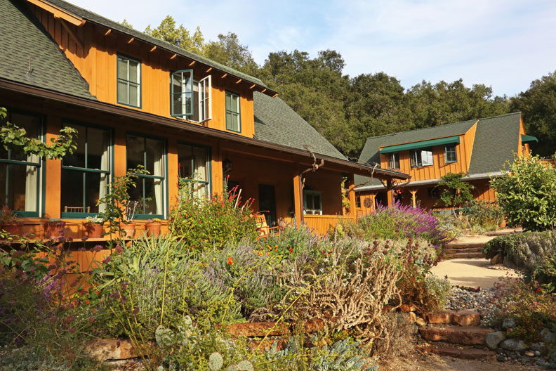 Glamping house at Wellspring Ranch Resort
