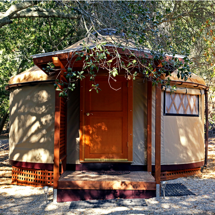 Wellspring Ranch - yurts